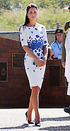 KATE & PrinceWilliam Visit RAAF Amberley 2