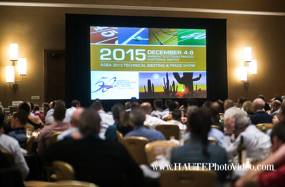 ASBA 2015 Technical Meeting Dinner and Awards