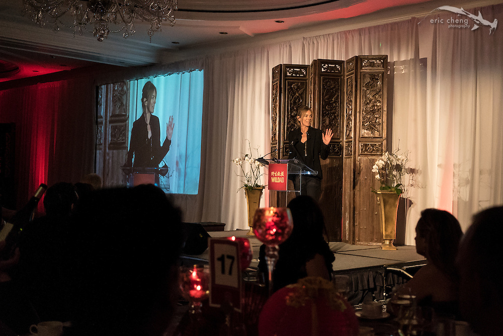 Kathryn Bigelow; WildAid Gala, November 15, 2014