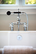 Bathtub Detail Stock Photo