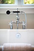 Bathtub Detail Stock Photo