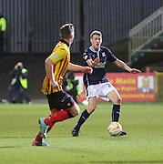 Dundee's Jim McAlister - Partick Thistle v Dundee - SPFL Premiership at Dens Park<br /> <br />  - &copy; David Young - www.davidyoungphoto.co.uk - email: davidyoungphoto@gmail.com