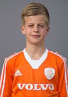 UTRECHT - Justen Blok. Nederlands Jongens B. FOTO KOEN SUYK