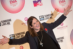 Ozzy Osbourne, backstage at the winners room at the MTV EMA's 2014, Glasgow, Scotland
