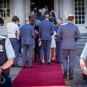 NLD/Den Haag/20160824 - Huldiging sport Rio 2016, marechaussee