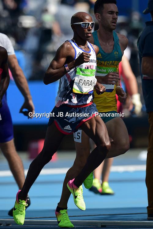 FARAH Mohamed (gbr) - 5000m