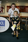 Wasps CoachClass at Amersham and Chiltern RFC. 20-8-08. Presentations