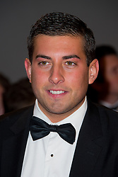 James Argent aka Arg arrives at the National Television Awards at the 02 Arena, London Wednesday January 23, 2013. Photo by Chris Joseph / i-Images