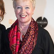 NLD/Amsterdam/20140303 - Uitreiking TV Beelden 2014, Judith Bos en Iris Le Rutte