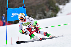 SALCHER Markus, LW9-1, AUT at the World ParaAlpine World Cup Kranjska Gora, Slovenia