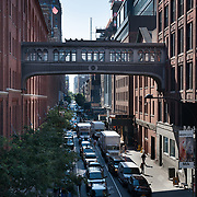 Walkway, Meatpacking District NYC