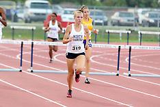 Womens 400 Meter Hurdles