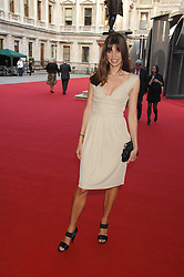 LISA BILTON at the Royal Academy of Art Summer Exhibition Preview Party on 4th June 2008.<br /><br />NON EXCLUSIVE - WORLD RIGHTS