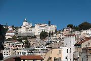 Oberstadt La Pigna, Altstadt, Sanremo, Riviera, Ligurien, Italien | upper town La Pigna, old town of Sanremo, Riviera, Liguria, Italy