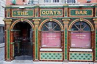 The Quay's Bar, Temple Bar, Dublin, Ireland