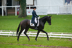 Brans Stéphanie (BEL) - Quinaro Z<br /> FEI World Championship for Young Horses Le Lion d'Angers 2012<br /> © Hippo Foto - Jon Stroud