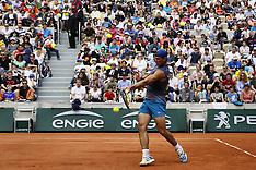 Roland Garros - 25 May 2019