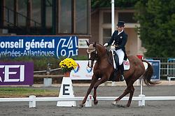 Gemma Tattersall (GBR) & Kings Gem - Dressage - Les Etoiles de Pau CCI4**** 2012 - Pau, France - 25 October 2012