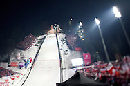 Zakopane, Poland - 2017 January 22: Large Hill Individual Competition FIS Ski Jumping World Cup 2017 at Wielka Krokiew on January 22, 2017 in Zakopane, Poland.<br /> <br /> Adam Nurkiewicz declares that he has no rights to the image of people at the photographs of his authorship.<br /> <br /> Picture also available in RAW (NEF) or TIFF format on special request.<br /> <br /> Any editorial, commercial or promotional use requires written permission from the author of image.<br /> <br /> Mandatory credit:<br /> Photo by © Adam Nurkiewicz / Mediasport