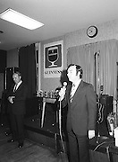 Presentation of Guinness/Garda Club Prizes..14.10.1979  14th October 1979