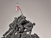 Iwo Jima Memorial in Washington, D.C.
