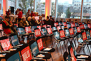 Ludwigshafen. 13.02.16 Pfalzbau. SPD Wahlkampfveranstaltung mit Anke Simon und Heike Scharfenberger. <br /> <br /> Bild: Markus Proßwitz 13FEB16 / masterpress