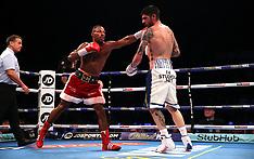 Boxing - FlyDSA Arena - 08 Dec 2018
