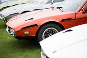 August 22-26, 2018. Quail Motorsport Gathering. Lamborghini detail.