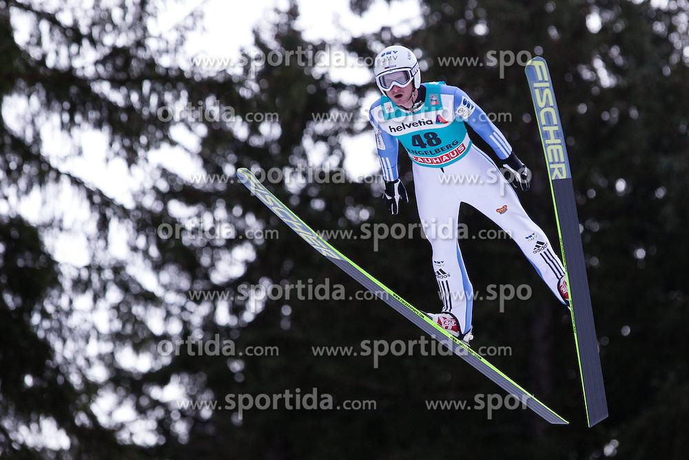 22.12.2013, Gross Titlis Schanze, Engelberg, SUI, FIS Ski Jumping, Engelberg, Herren, im Bild Jakub Janda (CZE) // during mens FIS Ski Jumping world cup at the Gross Titlis Schanze in Engelberg, Switzerland on 2013/12/22. EXPA Pictures &copy; 2013, PhotoCredit: EXPA/ Eibner-Pressefoto/ Socher<br /> <br /> *****ATTENTION - OUT of GER*****