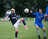 Dundee&rsquo;s Ian Smith in action v Lochee United - Lochee United v Dundee 20s, pre-season friendly, at Thomson Park<br /> <br />  - &copy; David Young - www.davidyoungphoto.co.uk - email: davidyoungphoto@gmail.com