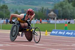 04/08/2017; Donaldson, Nathan, T34, AUS at 2017 World Para Athletics Junior Championships, Nottwil, Switzerland
