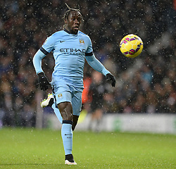 Manchester City's Bacary Sagna - Photo mandatory by-line: Alex James/JMP - Mobile: 07966 386802 - 26/12/2014 - SPORT - football - West Bromwich - The Hawthorns - West Bromwich v Manchester City - Barclays Premier League