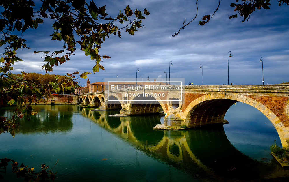 The Pont Neuf over the Garonne River in Toulouse, France<br /> <br /> (c) Andrew Wilson | Edinburgh Elite media