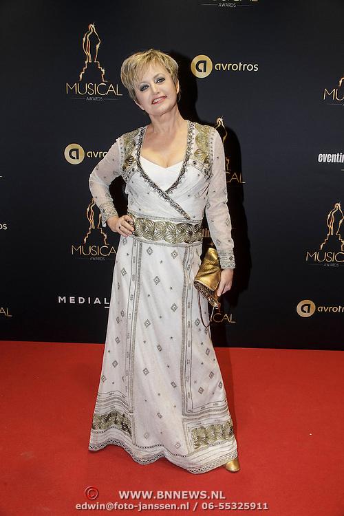 NLD/Utrecht/20150107 - Inloop Musical Awards Gala 2015, Vera Mann