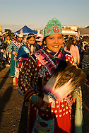 Jessi Realbird, Miss Crow Nation, Womens Traditional Dancer, Crow Fair, powwow, Crow Indian Reservation, Montana