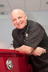 Aldo Zilli Celebrity Chef