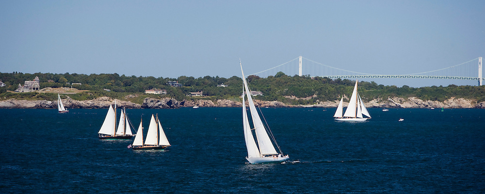 The Museum of Yachting Classic Yacht Regatta