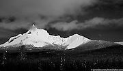 Mt. Thielsen, near Crater lake, Oregon