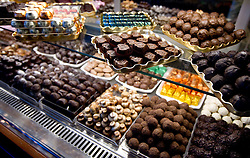 Candies in Hotel of Slovenia team at 2010 FIBA World Championships on August 31, 2010 in Polat Renaissance Hotel in Istanbul, Turkey. (Photo By Vid Ponikvar / Sportida.com)