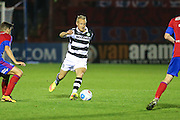 Forest Green Rovers Marcus Kelly(10) runs forward during the Vanarama National League match between Aldershot Town and Forest Green Rovers at the EBB Stadium, Aldershot, England on 4 October 2016. Photo by Shane Healey.