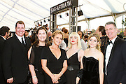 Gabrielle Carteris, President, SAG-AFTRA (center) with her family