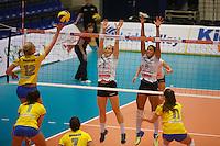 Volleyball Final 4  2015<br /> Br&oslash;ndby - Holte<br /> Frederiksberg Hallerne<br /> <br /> Fotograf: Morten Olsen