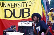 Aba Shanti-I dj'ing at Notting Hill Carnival London 2003