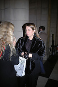 "Ronnie Newhouse. The private views for Anna Piaggi's exhibition ""Fashion-ology"" and also 'Popaganda: the life and style of JC de Castelbajacat' the Victoria & Albert Museum on January 31  2006. © Copyright Photograph by Dafydd Jones 66 Stockwell Park Rd. London SW9 0DA Tel 020 7733 0108 www.dafjones.com"