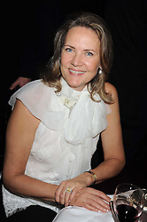 CARLA BAMBERGER at the annual Cartier Racing Awards held at the Grosvenor House Hotel, Park Lane, London on 17th November 2008.