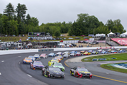 July 22, 2018 - Loudon, New Hampshire, United States of America - Kurt Busch (41) brings his car through the turns during the Foxwoods Resort Casino 301 at New Hampshire Motor Speedway in Loudon, New Hampshire. (Credit Image: © Chris Owens Asp Inc/ASP via ZUMA Wire)