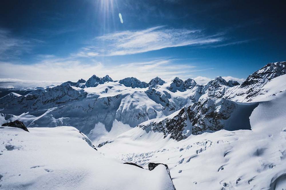 Howson Range, British Columbia.
