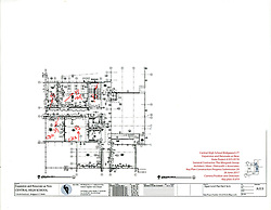 Key Plan 6 of 9 Central High School Bridgeport CT Expansion & Renovate as New. State of CT Project # 015-0174 Progress Submission 29 - 27 June 2017