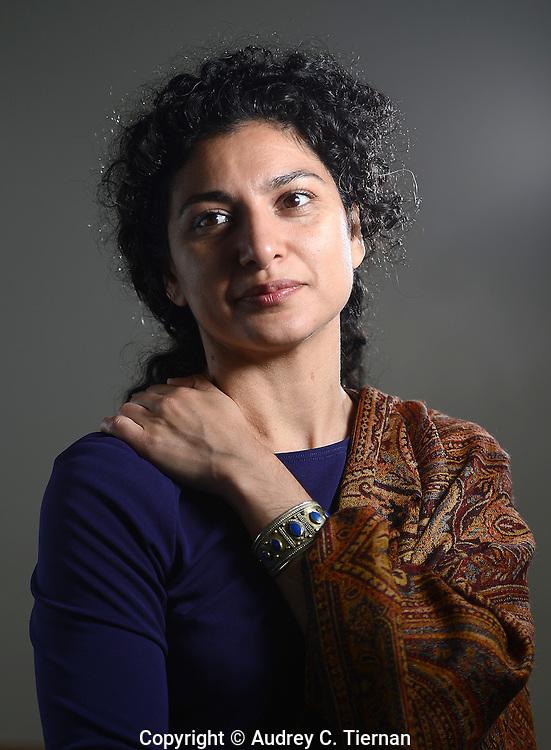 New York, NY:  Saturday, May 5, 2012-- Kayhan Irani, a City College graduate has won a Fulbright Scholarship.     © Audrey C. Tiernan