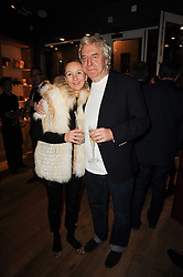 SIR FRANK LOWE and  at a party to celebrate 25 years of the David Linley store , 60 Pimlico Road, London on 16th November 2010.